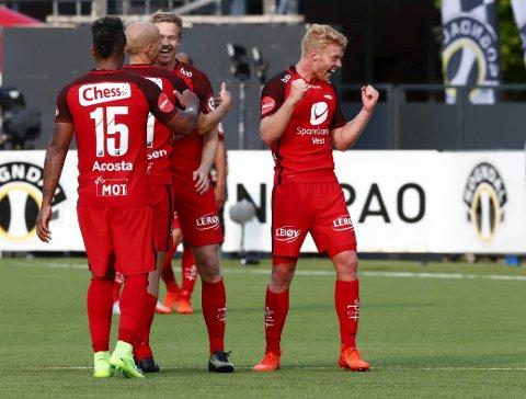 Brann får tilbake midtbanespiller Sivert Heltne Nilsen til hjemmekampen mot Stabæk mandag kveld.