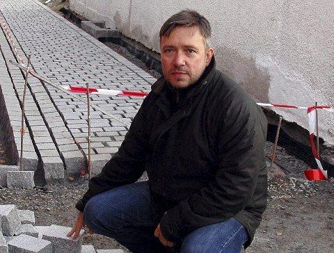 – IKKE TRENERT:  Og kommunens holdning er ikke endret med saksbehandlerbyttet, sier avdelingsleder Bjørn Tollef Swang.