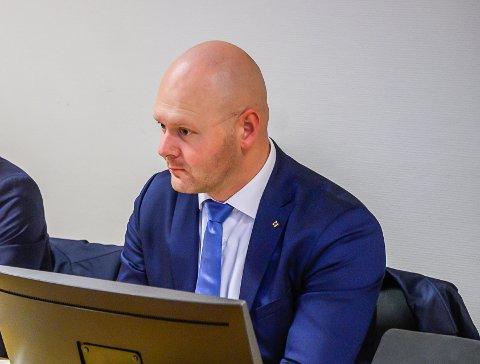 Ken Torkildsen, styreleder og eier i VIP Protection & Sceurity AS