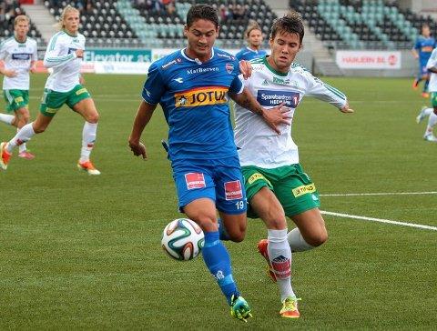 TOPPSCORAR: Kjell Rune Sellln er Sandnes Ulf sin toppscorar med seks mål så langt i Obosligaen.