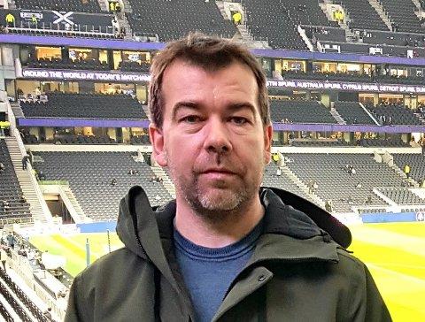 NY HEIMEBANE: Jonny Sæterbø (52) går frå Front Marine og er tilsett som innkjøpar og seljar for Norwell.