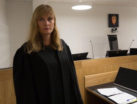 AKTOR: Lisa Førde Refsnes er aktor i saka.