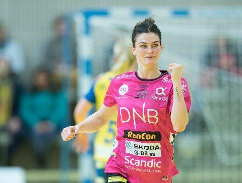 TIL FREDRIKSTAD: Jeanett Kristiansen kommer i spissen for rekruttlandslaget til Norge.