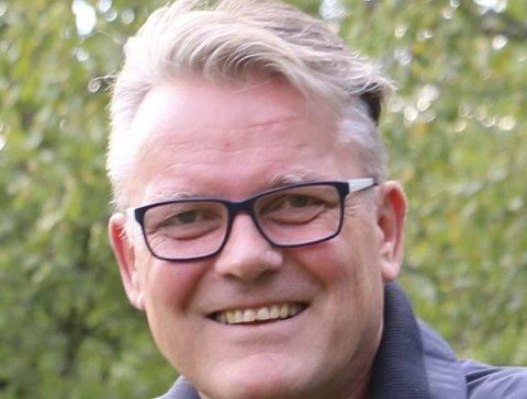 ØVERST: Allerede i høst ble det klart at Johan Aas (54) er ordførerkandidat for Frp. Nå er også resten av lista klar.FOTO: PER HÅKON PETTERSEN