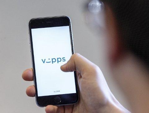 BETALING: Snart vil du kunne betale i butikken med mobiltelefonen din.