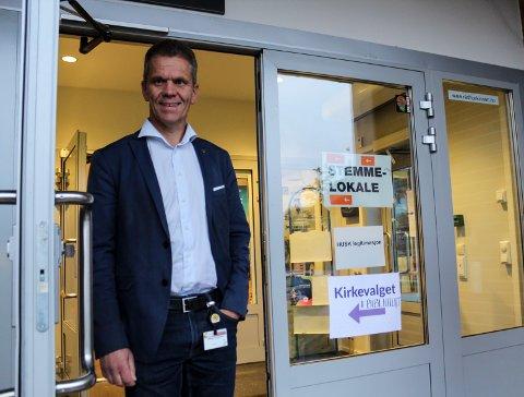 ENGASJERTE BORGERE: Langt flere enn ved forrige kommunevalg har gått til stemmeurnene i år.