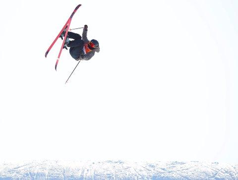 GLAPP: Johanne Killi klarte ikke å ta seg til finalen i verdenscupen i Stubai.
