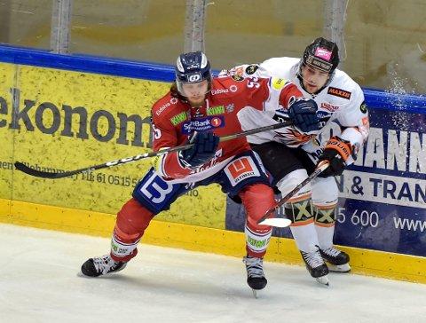 Jonas Medby blir ikke å finne i Lillehammer IKs  røde drakt kommende sesong.
