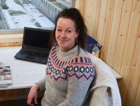 SJOKKERT: FAU-leder Camilla Storlien ved Lismarka skole.