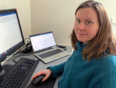 Guri Rudi, vaksinekoordinator hos Statsforvalteren i Innlandet.