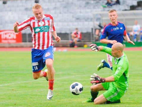 Ole Strømsborg bytter klubb, fra Kvik Halden til TTIF.