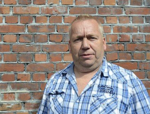 Engasjert: Nils Petter Freim, leder av Odda kommune sin komite for TV-aksjonen.