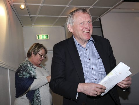 Notat:  Regionveisjef Torbjørn Naimak sier at Statens vegvesen skal lage et notat om bomflytting. Foto: Rune Pedersen