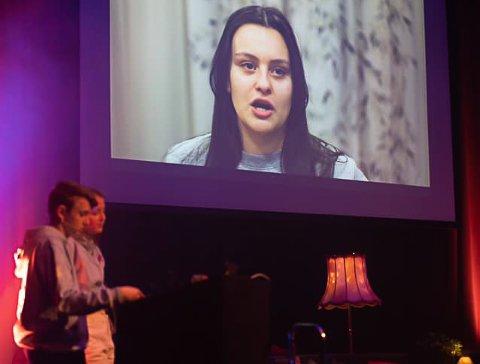 DIGITAL: Mosjøkonferansen 2021 ble digital på grunn av koronapandemien. Konferansen ble streamet fra kulturhuset i Mosjøen.