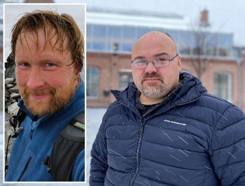 SORG OG SAVN: Bjarne Henrik Tovang opplevde at storebroren Thomas (innfelt) valgte å avslutte sitt eget liv.