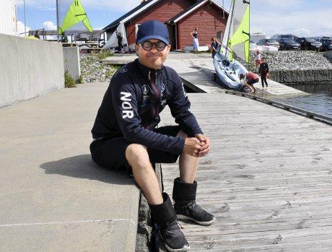 REAGERER: Petter Byermoen Jahre i Holmestrand Seilforening mener lovforslaget er blottet for innsikt.FOTO: BJØRN TORE BRØSKE