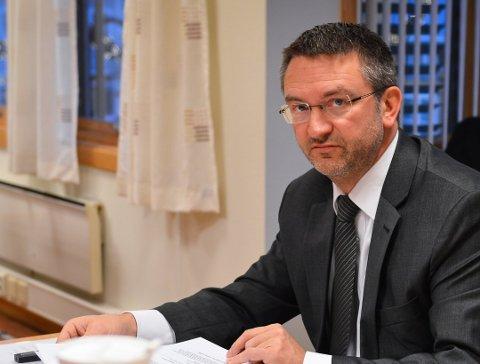 Ingen anke: Mannens forsvarer, Fredrik Neumann, sier at hans klient ikke har anket dommen.