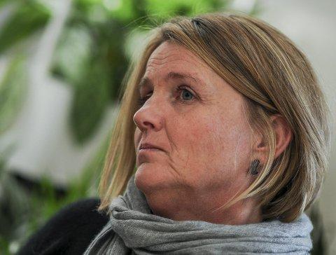 NYE OPPGAVER: Bente Gravdal går fra kommunalsjefsjobb i Lier til utdanningsdirektør hos Fylkesmannen.