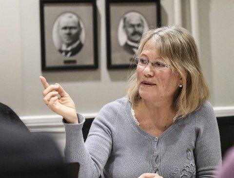 HØYREKRITIKK: Janicke Karin Solheim refset Høyre etter at partiet frontet omkamp om tidligere Gullaug-vedtak.