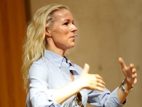 Ekspertise: Berit Nordstrand kommer til Moss for å dele sine kunnskaper. Foto: Terje Pedersen / NTB scanpix