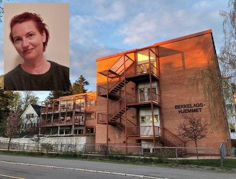 Tone Hoffmann i Rødt Nordstrand sitter i tilsynsutvalg 1 i Bydel Nordstrand. Hun mener ordningen har behov for en gjennomgang.