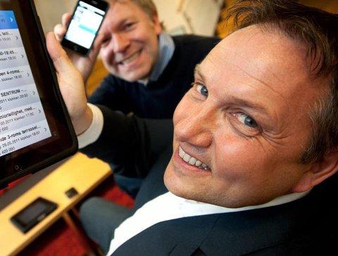 NY SJEF: Petter Daae blir ny direktør i Kræmer Eiendom AS. Daae har tidligere jobbet i både Nordlys og JM Hansen.