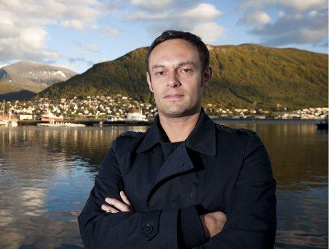 FIKK GJENNOMSLAG: Torgeir Knag Fylkesnes (SV) fikk gjennomslag for at havbruksnæringen skal betale en avgift til vertskommunene.