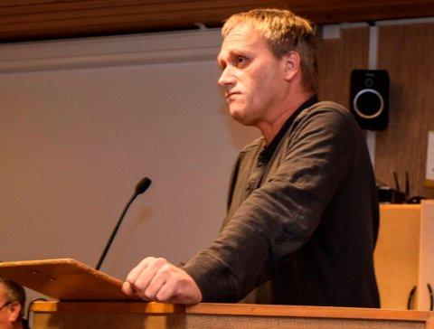 - Det har vært flere tilfeller der vi ikke er fornøyd med politiets responstid, sa Tom Sørhagen i mandagens kommunestyremøte i Søndre Land.