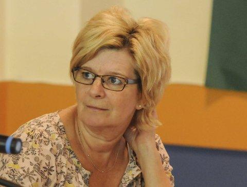 Nye runder: Vara-ordfører Tove Haug tror det kommer nye runder med kommunesammenslåing.Arkivbilde