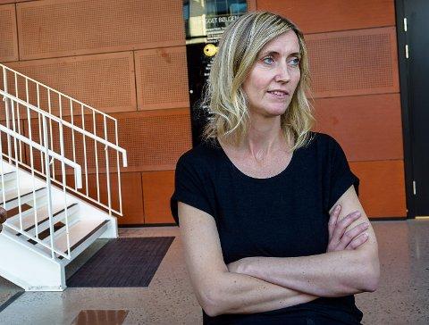 Kinosjef Anne Marte Espeseth er glad for å få gjennomføre Den store Kinodagen lørdag 7.november, selv om det blir litt annerledes i år.