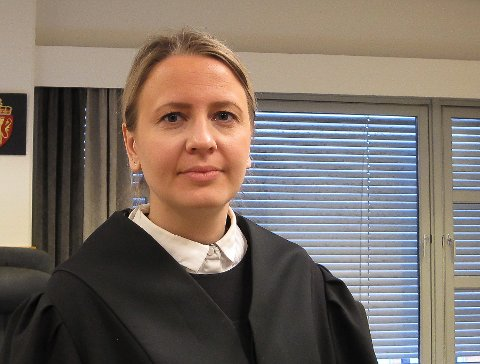 AKTOR: Politiadvokat Ingrid Wiik representerte påtalemyndigheten i saken mot 40-åringen, sammen med politiadvokat Tine Henriksen.
