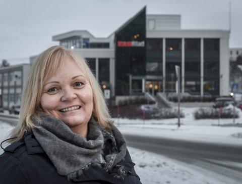 NY serie: Sjefredaktør Marit Ulriksen gleder seg til at avisas lesere skal kunne bli bedre kjent med mange helgelendinger.