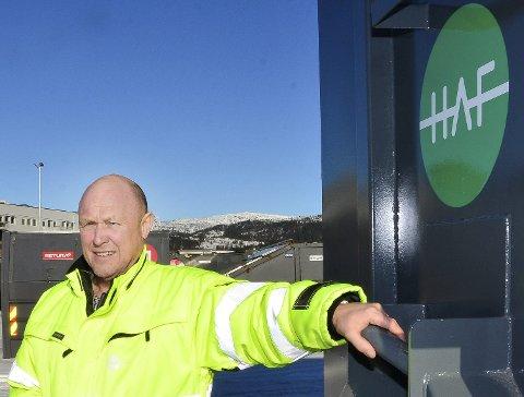HAF: Daglig leder Geir Nerdal sier det var tilsvarende motstand da Iris skulle bygge et lignende anlegg i Bodø, men at det 10–15 år seinere ikke er kommet en eneste klage fra naboene.