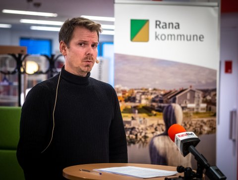 - Helt siden pandemien oppsto har vi jobbet for å unngå lokale dødsfall, men vi greide ikke hindre det, sier kommuneoverlege Frode Berg  i Rana kommune.