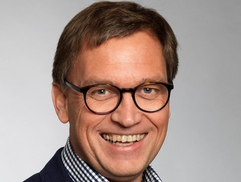 Kristian Adolfsen er ofte i Mo i Rana, både i jobb og privat sammenheng. Foto: Pressefoto