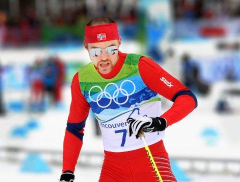 GOD START: Tord Asle Gjerdalen fra Hole leverte en solid start på langløpssesongen i Egadin i Sveits.