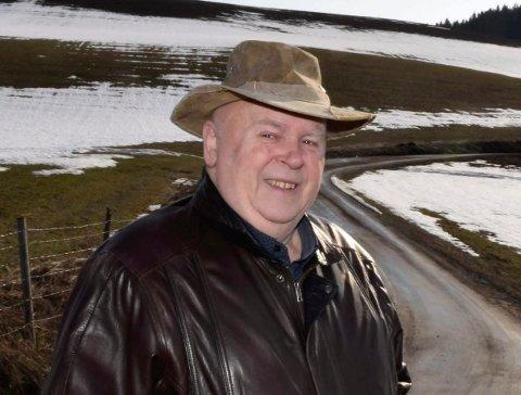 BRYTER MED PARTIET: Martin Greftegreff forlater Fremskrittspartiet og blir uavhengig representant i kommunestyret.