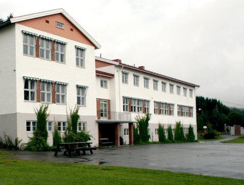 FRASTJÅLET PC-ER: Feiring skole i Eidsvoll. Foto: Brede Høgseth Wardrum