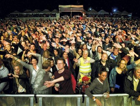 FORTSETTER: Nebbenfestivalen vil bli arrangert også i 2018.