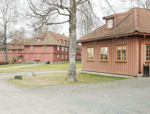 Får toppscore: Sørum kommune har ifølge Riksantikvarens liste et bevisst forhold til sine kulturminner, her fra Blaker skanse.