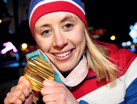 KANDIDAT 2: Dobbel gullvinner fra OL i Pyeongchang, Ragnhild Haga.