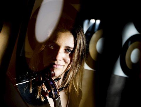 Gir ut ep: Ingrid Berg Mehus fra Jessheim gir ut EP med seks spor på onsdag, inkludert MGP-låten «Feel». foto: Tom Gustavsen