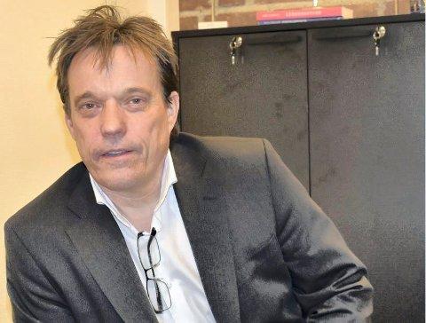 SEEBERG-BREVET: – Jeg tror e-posten, og uttrykksformen i den, fra 2017 må forstås i lys av en svært vanskelig situasjon, og en ekstrem frustrasjon, kommenterer rådmann Bjørn Gudbjørgsrud, som tiltrådte 1. mai 2019.