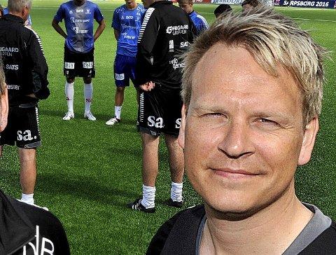 TRENER: Frode Nøss overtar som SFK-trener fra neste sesong. Foto: Jarl Morten Andersen