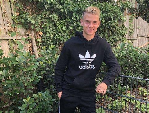 TRIVES: Thomas Rekdal har funnet seg til rette i sin nye klubb, Mainz, i Tyskland.