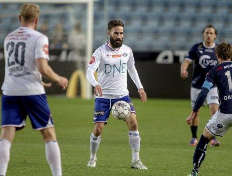 USIKKER FREMTID? Vålerengas Magnus Lekven kan være på vei bort fra Vålerenga.Foto: Carina Johansen / NTB Scanpix