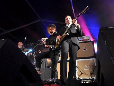 Rival Sons spilte på Notodden Blues Festival 2014