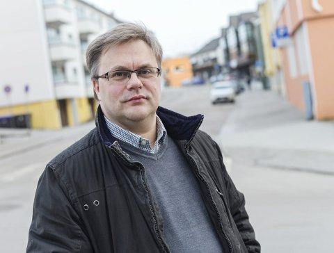 Frivilligsersjant: Magne Berg håper mange vil møte opp på informasjonsmøtet om frivillig arbeid i Frelsesarmeen.