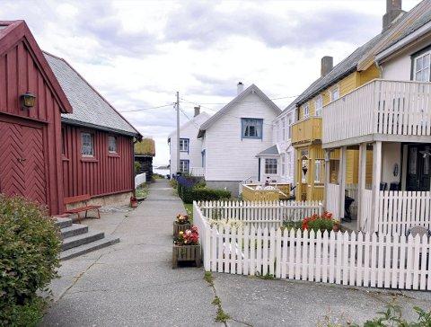 Vårprogram: 16. mai kan du få høre mer om Grips historie – hvis du tar turen innom Nordmører Historielags møte.