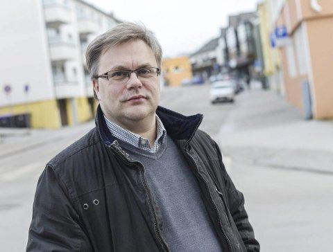 Berg-preken: Magne Berg gir ut boka «Skygger fra fortiden». Arkivfoto